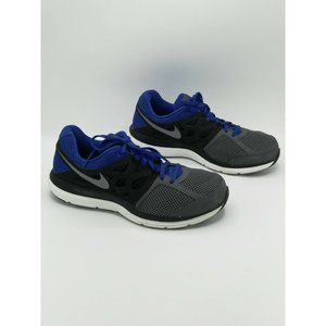 Nike Dual Fusion Running Shoes Lace Up Low Top